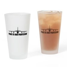 SAC B-47 Drinking Glass