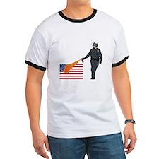Casual Pepper Spray Cop T