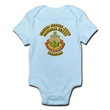 Army National Guard - Illinois Infant Bodysuit