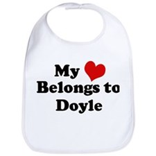 My Heart: Doyle Bib