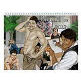 Cute Boys Wall Calendar