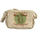Key West Cigar Company Messenger Bag