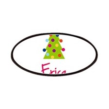 Christmas Tree Erica Patches