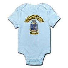 Army National Guard - Indiana Infant Bodysuit