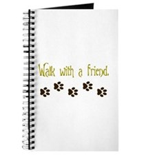 Walk With a Friend Journal
