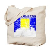 Jack Burton Trucking Tote Bag