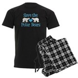 Save the Polar Bears pajamas