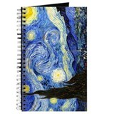 Van Gogh - Starry Night Journal