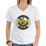 DHRC Women's V-Neck T-Shirt