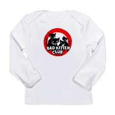 Bad Kitten Club Long Sleeve Infant T-Shirt
