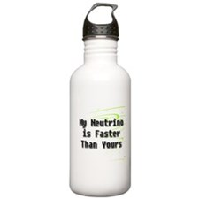 My Neutrino Water Bottle