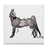 Saddlebred Tile Coaster