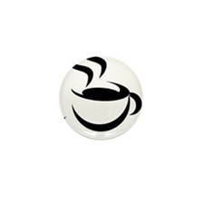 Coffee200 Mini Button (100 pack)