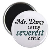 Severest Critic Magnet
