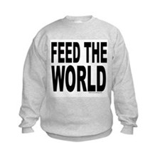 Feed the World Sweatshirt