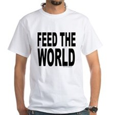 Feed the World Shirt