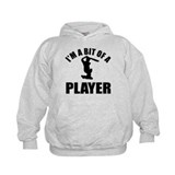 I'm a bit of a player cricket Hoody