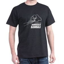 Funny Hurricane bawbag T-Shirt