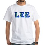 Lee White T-Shirt