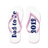 Dad-to-Be 2012 Flip Flops