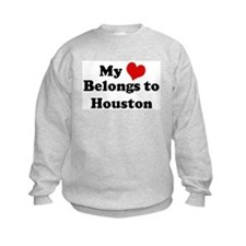 My Heart: Houston Sweatshirt