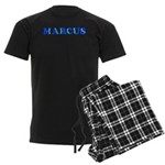 Marcus Men's Dark Pajamas