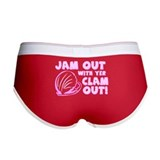 Jam Out with your Clam Out Women's Boy Brief