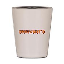 OmniWhore Shot Glass