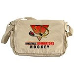 Dykesville Hockey Messenger Bag