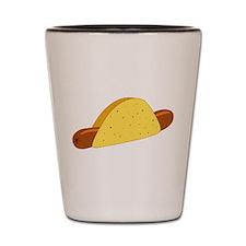 Taco / Weiner Shot Glass