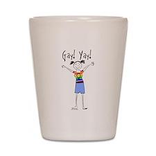Gay! Yay! Shot Glass