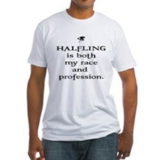 Halfling is both my race and Shirt