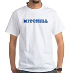 Mitchell White T-Shirt