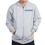 Parker Zip Hoodie