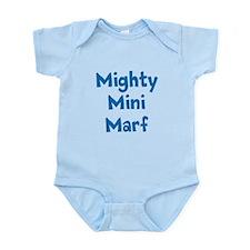 Mini Marf Infant Bodysuit