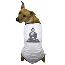 Meditating Buddha Dog T-Shirt