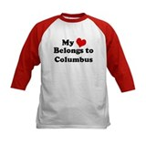My Heart: Columbus Tee