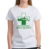 Area Search Crosses Tee