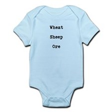 Wheat Sheep Ore Onesie