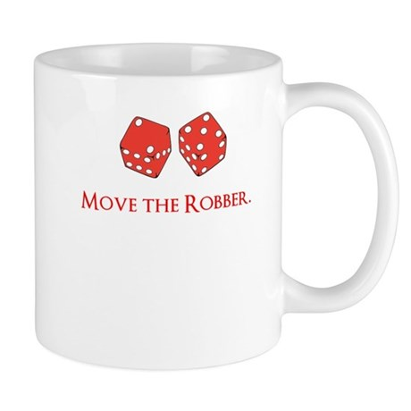 Move the Robber Mug