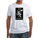 @GhostPolitics Men's Fitted T-Shirt