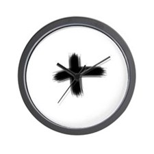 Ashes Wall Clock