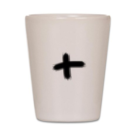 Ashes Shot Glass