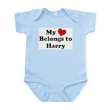 My Heart: Harry Infant Creeper