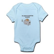 Propose a toast Infant Bodysuit