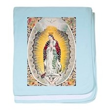 Our Lady of Guadalupe baby blanket