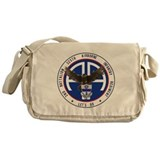2nd / 325th AIR Messenger Bag