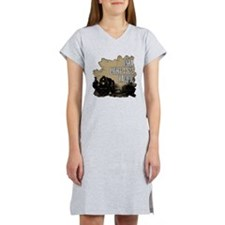 TRAIN ENGINE Women's Nightshirt