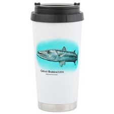 Great Barracuda Ceramic Travel Mug