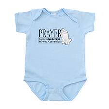 """Prayer"" Infant Bodysuit"